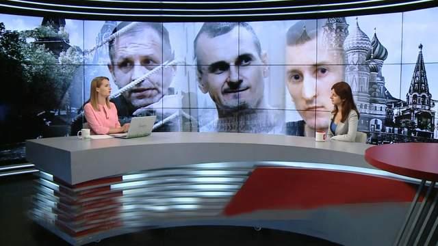 Надеюсь, что акция правозащитников повлияет на освобождение Сенцова, — журналистка