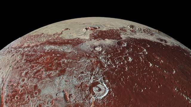 Астрономы сделали новое открытие о поверхности Плутона