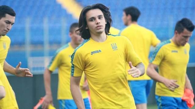 Талантливый полузащитник Динамо прокомментировал свой дебют за сборную Украины