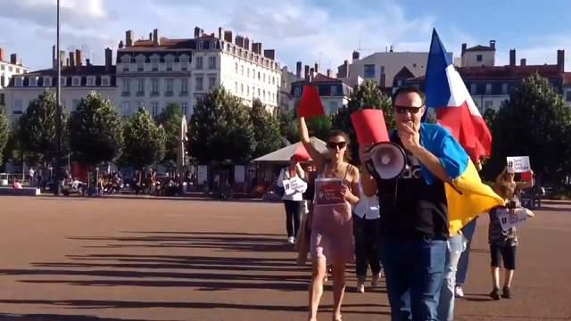 Как во всем мире прошли акции в поддержку Сенцова
