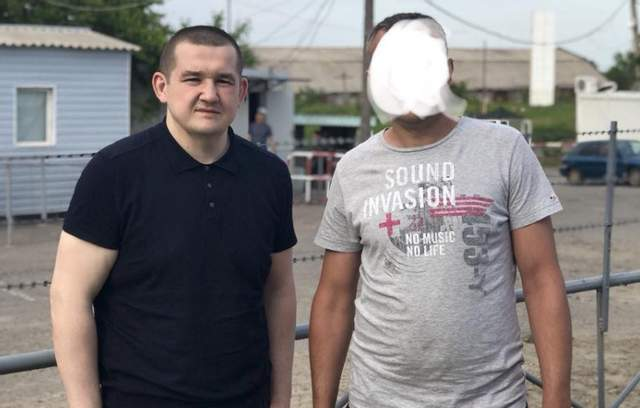 Из плена оккупантов удалось освободить украинца