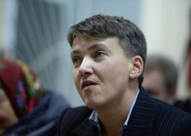 СБУ обнародовала результат допроса Савченко на детекторе лжи