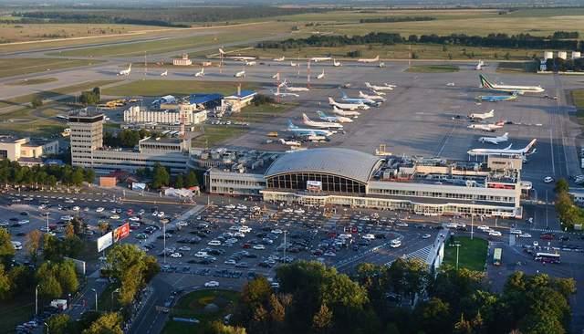Украинский аэропорт стал одним из худших в мире