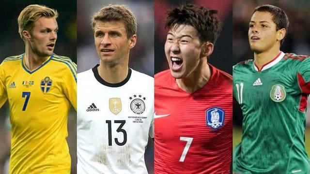 Прев'ю ЧС-2018, група F: Німеччина, Мексика, Швеція, Південна Корея – все, що треба знати