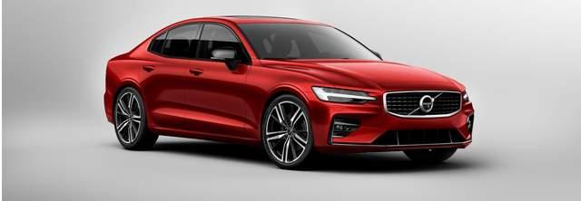 Официально представлен Volvo S60 2019 модельного года