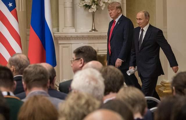 Трамп пригласил Путина в США, – Белый дом