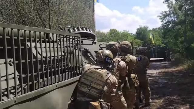 Штурм со стороны СБУ базы «Правого сектора»: активисты обнародовали детали фейка
