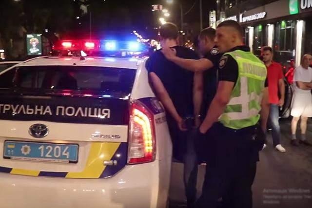Островский не был пьяным в момент аварии с Hummer в Киеве: данные с драгера