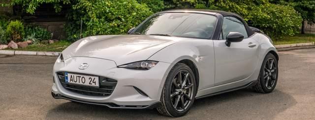 Mazda MX-5: тест-драйв по 24 параметрам