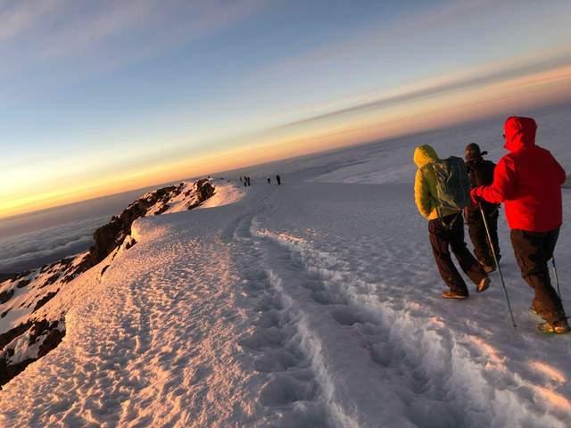 Ростислав Мельник: впервые подниматься в горы именно на Килиманджаро – это для смельчаков