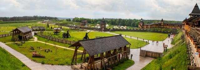 Київщина туризм