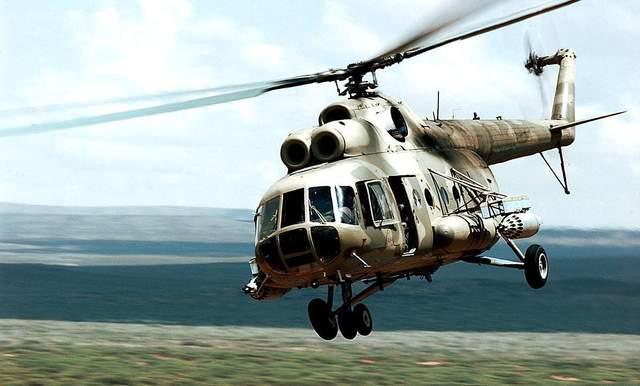 Авария вертолета Ми-8 в России: 18 человек погибли