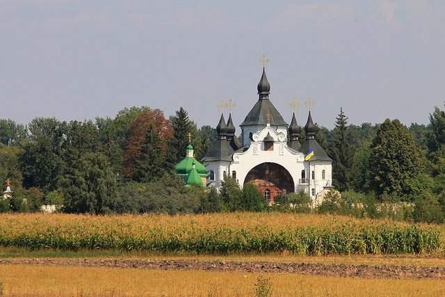 Козацькі могили, Берестечко, культура, історія, Волинь, подорожі