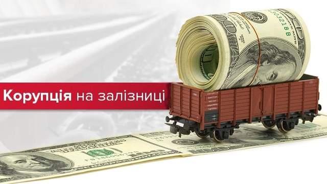 Более 2,5 миллиардов убытков: 13 преступлений на «Укрзализныце», которые вас шокируют