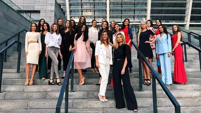 Мисс Украина Вселенная 2018: имена всех финалисток
