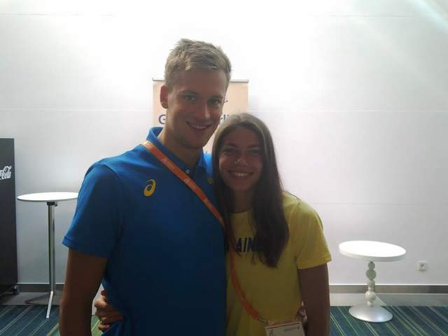 Love story украинского спорта: чемпион Европы Романчук женится на вице-чемпионке Бех