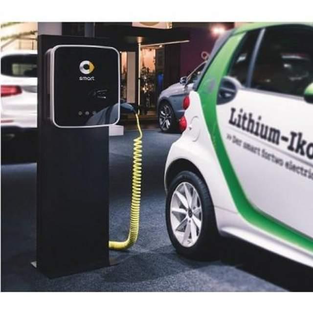 Национальный банк Украины закупает зарядки для электромобилей