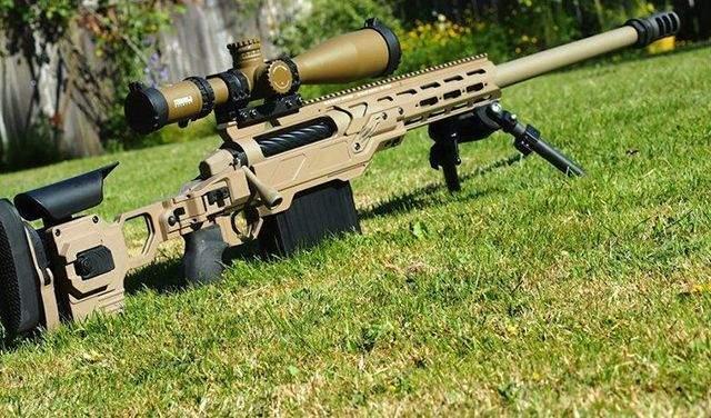 Характеристики снайперских винтовок LRT-3, которые получат украинские военные