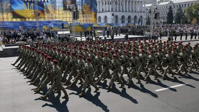 В Киеве на три дня ограничат движение транспорта из-за репетиции военного парада