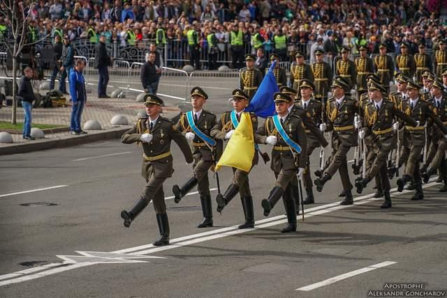 В Киеве готовятся к параду: какие улицы будут перекрыты