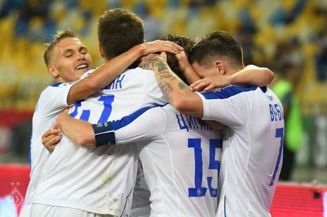 Аякс – Динамо: неутешительный прогноз от букмекеров относительно украинской команды