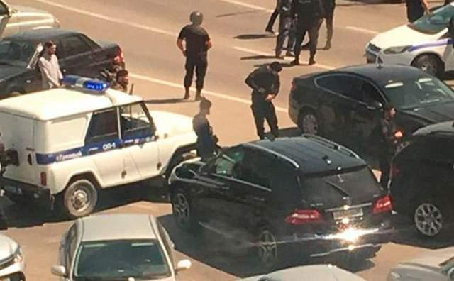 Серия нападений на полицейских в Чечне: «Исламское государство» взяло на себя ответственность