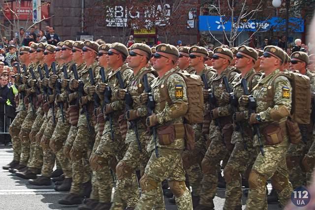 Киев остановится в пробках из-за репетиции парада
