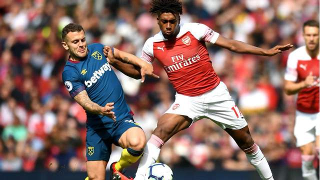 Вест Хэм Ярмоленко проиграл Арсеналу и занимает последнее место в АПЛ