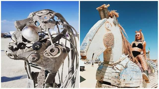 Burning Man 2018: самые яркие фото с фестиваля