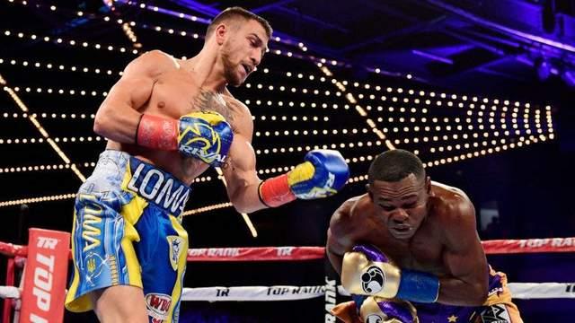 Ломаченко назван лучшим боксером мира независимо от весовой категории на сайте Sky Sport