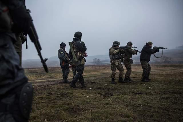 Перемирие для оккупантов не существует: есть погибшие среди украинских воинов