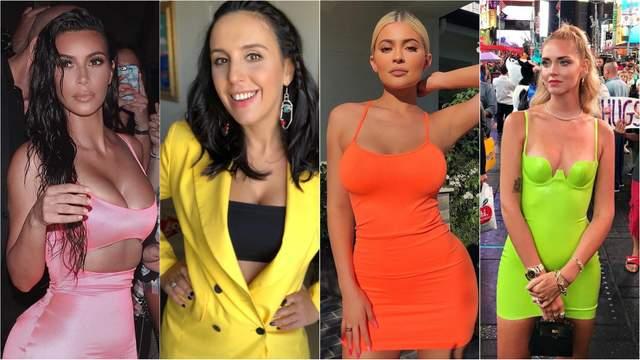 Цвет настроения – неоновый: что одевает Кардашян, Елизавета II и Джамала в этом сезоне