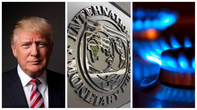 Главные новости 12 сентября: Новые санкции Трампа, на что уйдет транш от МВФ и подорожает ли газ
