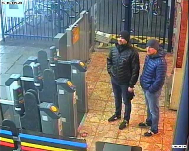 Подозреваемые в отравлении Скрипалей рассказали, зачем ездили в Солсбери