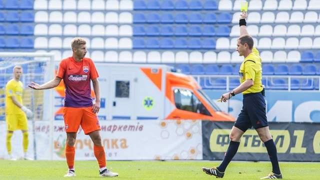 Дубль Федорчука принес победу «Мариуполю» в матче против «Олимпика»