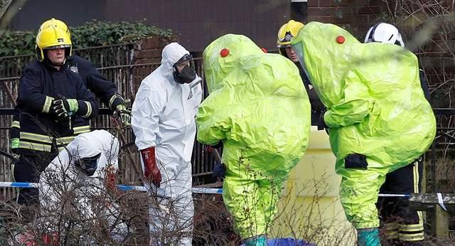 Отравление Скрипалей: в Великобритании разыскивают еще двух подозреваемых