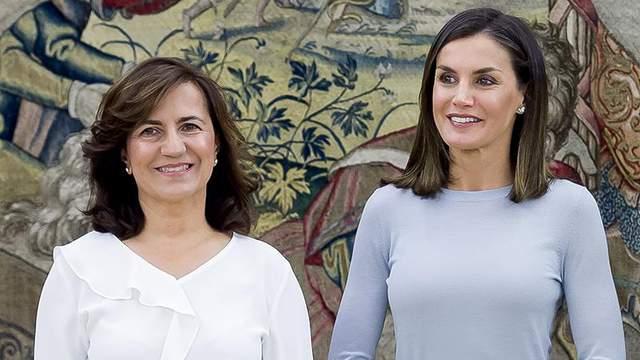 Королева Испании в третий раз засветила стильный образ: фотофакт