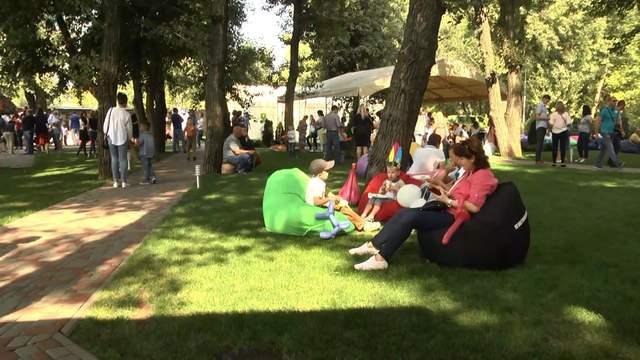 Главное – это поддержка: в Киеве устроили праздник для детей, которые победили рак