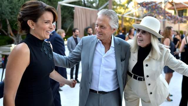 В предвкушении «Эмми»: голливудские звезды посетили вечеринку компании Netflix