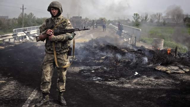 Где было жарче всего на Донбассе за прошедшие сутки