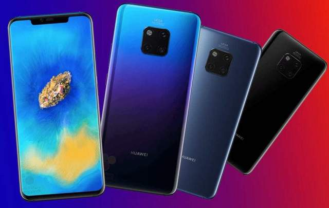 Характеристики и цены смартфонов Huawei Mate 20 и Mate 20 Pro опубликовали в сети