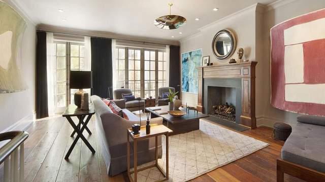 Брэдли Купер приобрел элитный дом на Манхэттене: фото изнутри