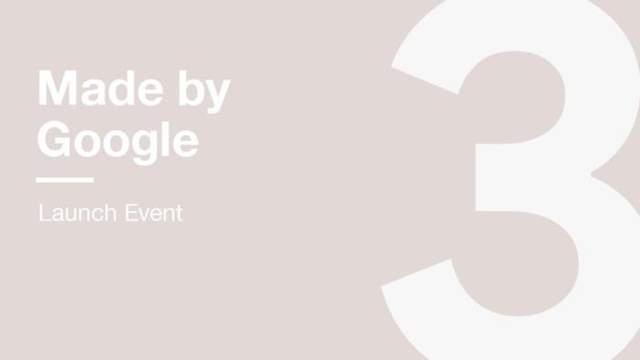 Презентация Made by Google: где смотреть онлайн-трансляцию и что представит компания