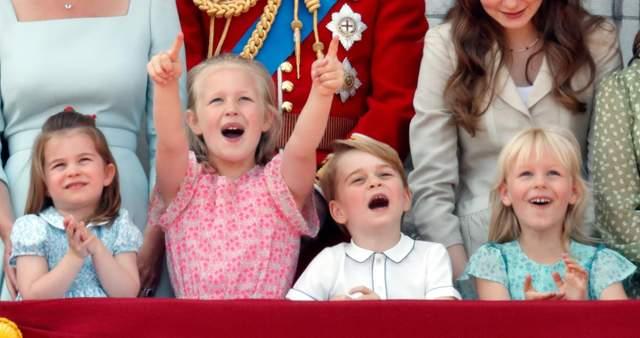 Свадьба принцессы Евгении и Джека Бруксбенка: какие обязанности будут у детей Кейт Миддлтон
