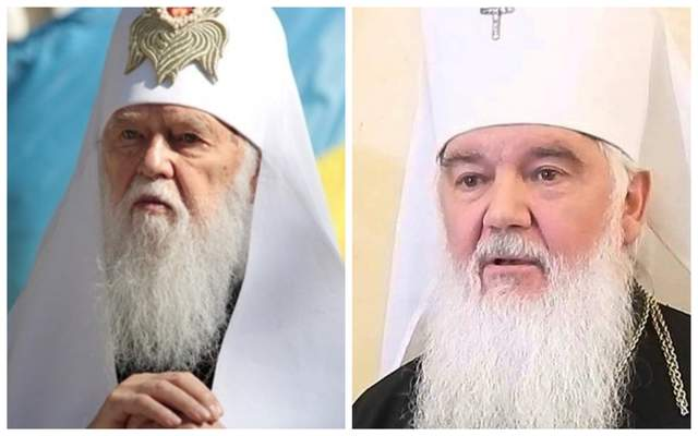 Константинополь снял анафему с патриарха Филарета и архиепископа Макария