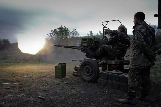 Боевики не уменьшают активность на Донбассе: где горячее всего было за прошедшие сутки