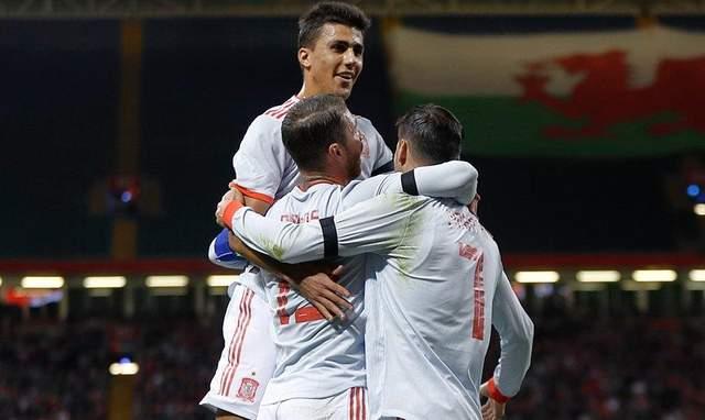 Испания – Англия прогноз букмекеров на матч Лиги наций