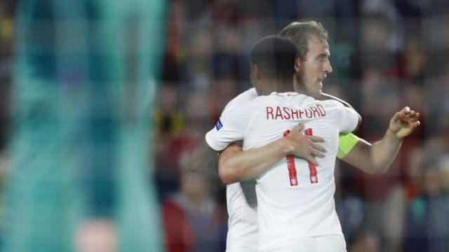 Англия сенсационно обыграла Испанию на выезде: видео голов