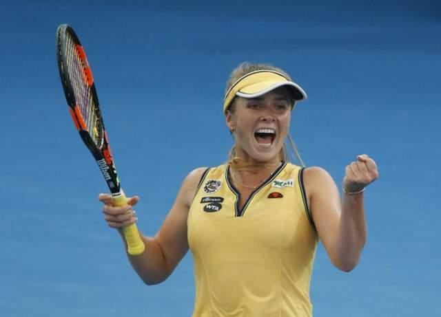 Элина Свитолина не смогла доиграть матч на турнире в Гонконге