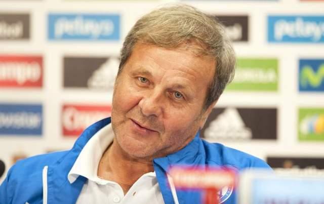 Тренер Словакии сообщил, как рассчитывает сбросить Украину с первого места группы Лиги наций